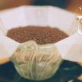 美濃和紙のコーヒーフィルター「立花(TACHIBANA)」| 冬至の朝に淹れる和珈琲
