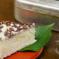メスティン・パン・レシピ No.5 和菓子〝水無月〟をモチーフにした「MINAZUKI」